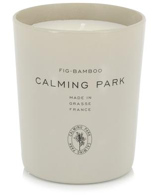 Fig-Bamboo scented candle CALMING PARK