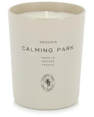 Bougie parfumée Sequoia CALMING PARK