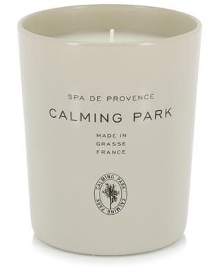Spa de Provence scented candle CALMING PARK