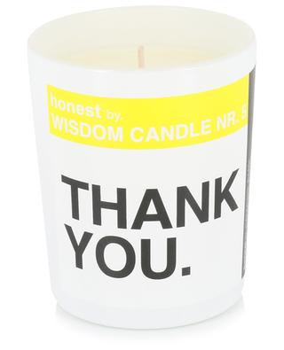 Thank You scented candle CALMING PARK
