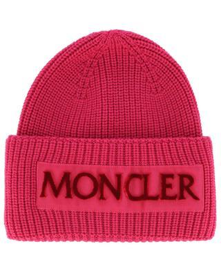 Virgin wool beanie MONCLER