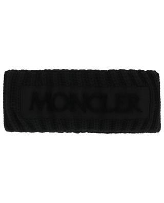 Wool headband MONCLER