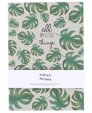 All My Little Things note book SISTERS STORIES