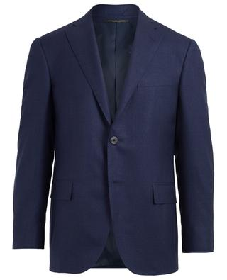 Virgin wool and silk blend blazer CORNELIANI