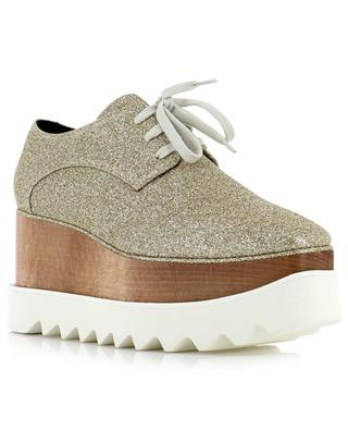 Elyse wedge derby shoes STELLA MCCARTNEY