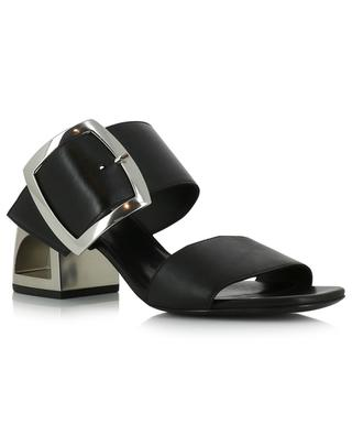 Heeled leather mules VIC MATIE