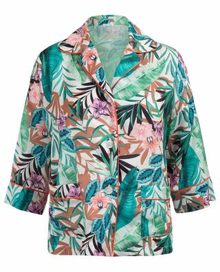 Printed pyjama style shirt THE SHIRT