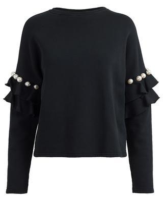 Domitille cotton sweatshirt THE SHIRT