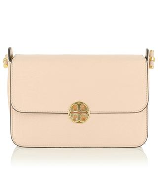 Chelsea grained leather crossbody bag TORY BURCH
