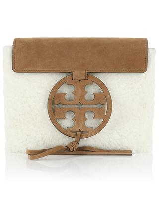 Miller Shearling cross-body bag TORY BURCH ... 2260fa206eb