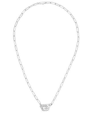 Halskette aus Weissgold Menottes R10 DINH VAN