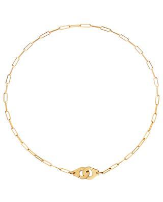 Halskette aus Gelbgold Menottes R10 DINH VAN
