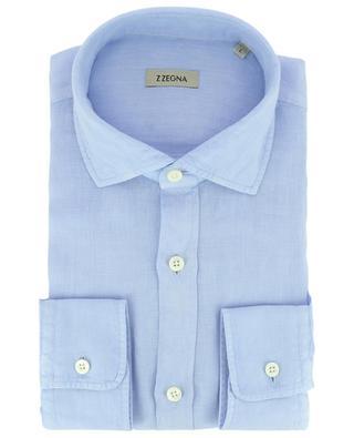 Linen shirt Z ZEGNA