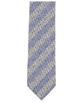 Krawatte aus Seide ERMENEGILDO ZEGNA