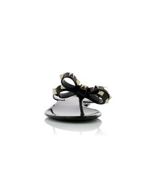 Rockstud PVC flip-flops VALENTINO