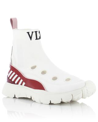 Baskets chaussettes montantes VLTN VALENTINO