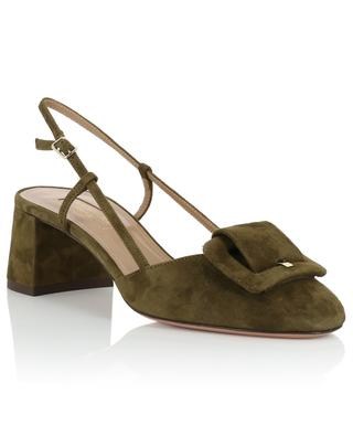 Strap-Me suede sandals AQUAZZURA