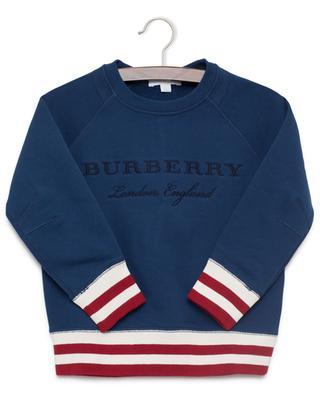 Sweat-shirt en coton Stanley BURBERRY