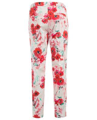 Pantalon droit en coton mélangé Rafferty CAMBIO