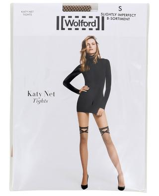 Collant effet résille Katy Net WOLFORD