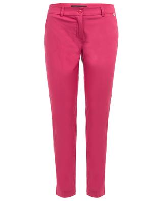 Cropped slim fit trousers TWINSET