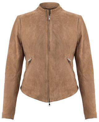 Suede jacket BONGENIE GRIEDER