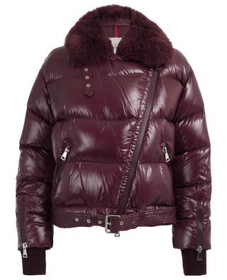 Foulque down jacket MONCLER