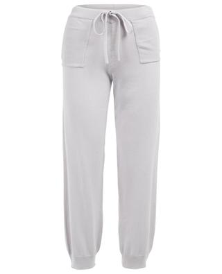 Cotton, silk and linen trousers ZIMMERLI