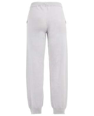 Cotton silk and linen trousers ZIMMERLI