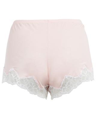 Modal and silk blend pajama shorts ZIMMERLI