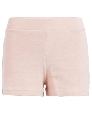 Terry cloth shorts BLUE LEMON
