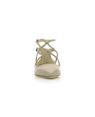 Sandales en cuir verni Lancer JIMMY CHOO