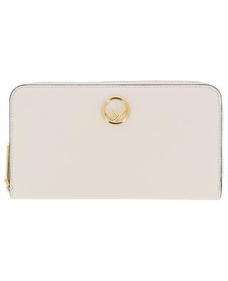 Zip-around leather wallet FENDI