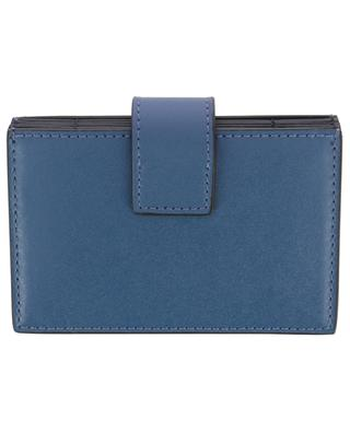 Smooth leather card-holder FENDI