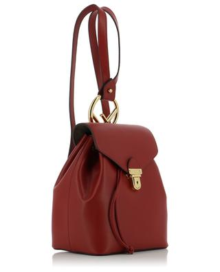 Rucksack aus genarbtem Leder FENDI
