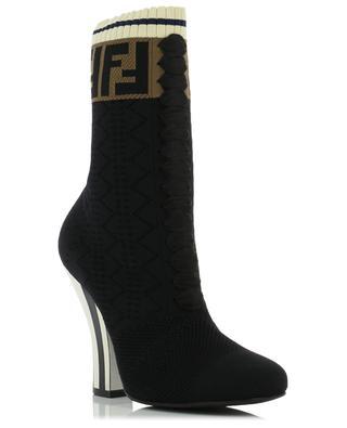 Mesh ankle boots FENDI