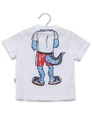 T-Shirt en coton Chuckle Mutant STELLA MC CARTNEY