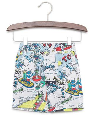 Bedruckte Shorts Lucas STELLA MCCARTNEY