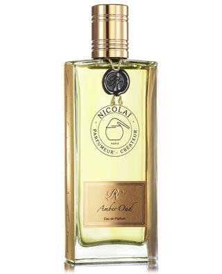 Amber Oud eau de parfum PARFUMS DE NICOLAI