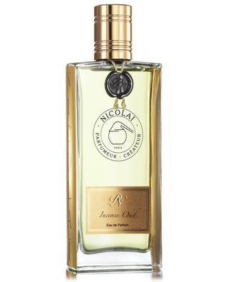 Incense Oud eau de parfum PARFUMS DE NICOLAI
