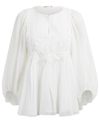 Bluse aus Seidenmix Ilka HEMISPHERE