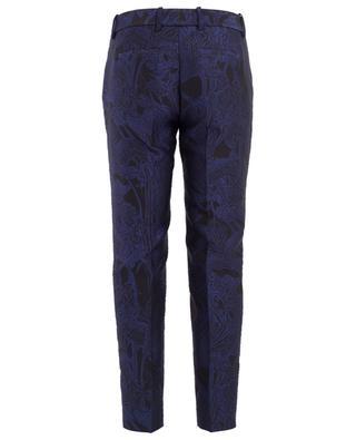 Pantalon raccourci texturé ROBERTO CAVALLI