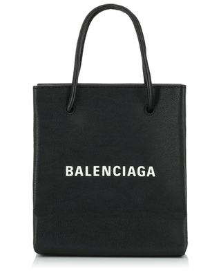 Shopping Tote XXS leather tote bag BALENCIAGA