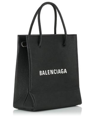 Shopper aus Leder Shopping Tote XXS BALENCIAGA