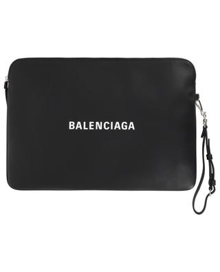 Beutel aus Leder Everyday Pouch XL BALENCIAGA