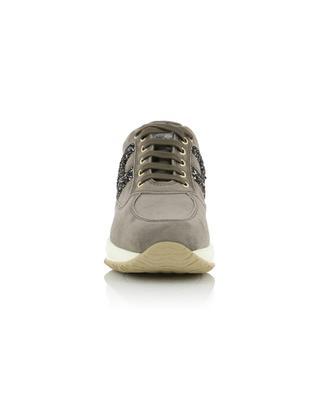 Sneakers aus Wildleder Interactive HOGAN