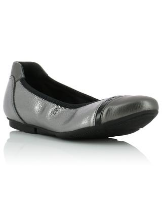 Wrap 144 leather ballet flats HOGAN