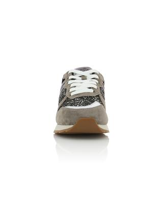 Sneakers aus Wildleder und Stoff R261 HOGAN