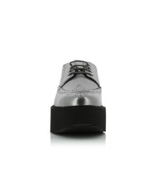 Keil-Schnürschuhe aus Leder H355 HOGAN