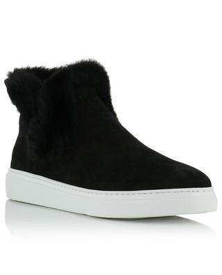 Wintery Feeling slip-on sneakers HOGAN